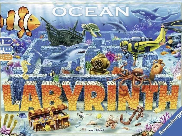 オーシャン・ラビリンス(Ocean Labyrinth)