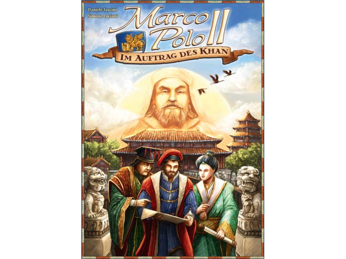 マルコポーロ2:大いなる帰還(Marco Polo II: Im Auftrag des Khan)