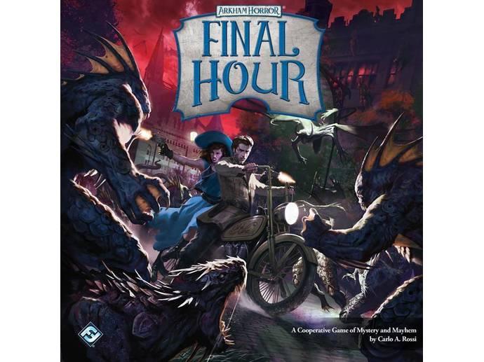 ファイナル・アワー(Arkham Horror: Final Hour)