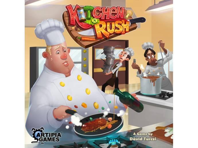 キッチンラッシュ(Kitchen Rush)