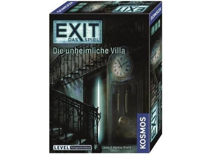 脱出:ザ・ゲーム 呪われた屋敷(EXIT: Das Spiel – Die unheimliche Villa)