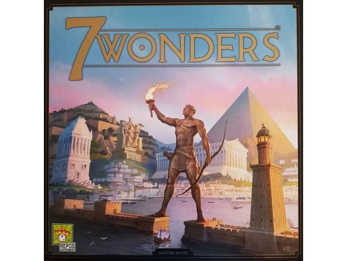 世界の七不思議(2版)(7 Wonders (Second Edition))