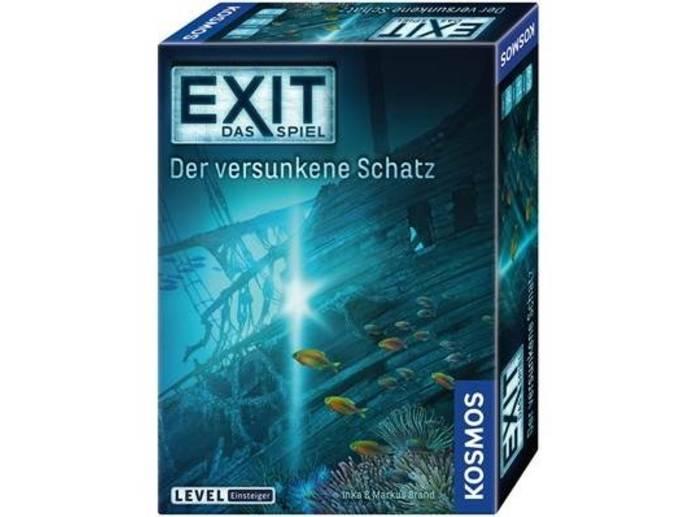 脱出:ザ・ゲーム 沈んだ財宝(EXIT: Das Spiel – Der versunkene Schatz)