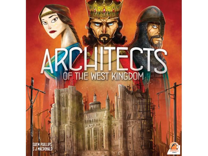 西フランク王国の建築家(Architects of the West Kingdom)