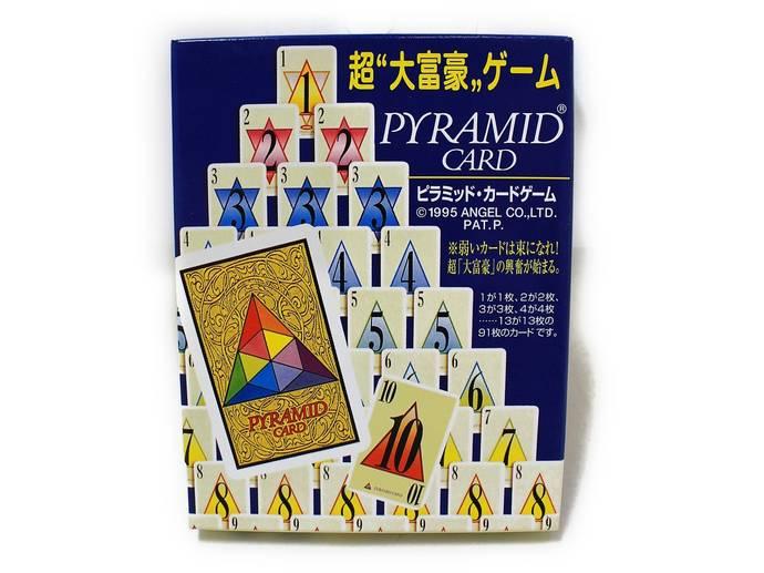 ピラミッド・カードゲーム(Pyramid Cards)