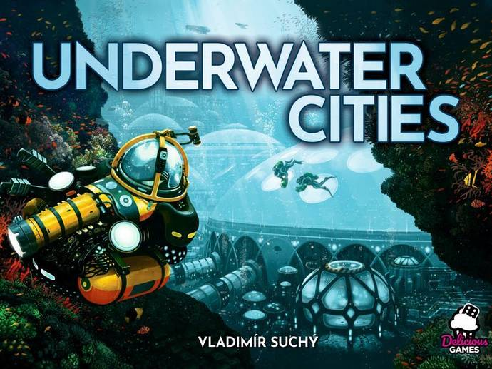アンダーウォーターシティーズ(Underwater Cities)