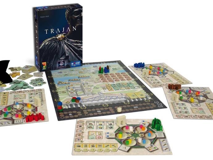 トラヤヌス(Trajan)