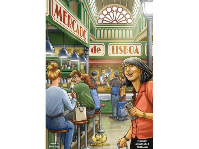 リスボアマーケット(Mercado de Lisboa)