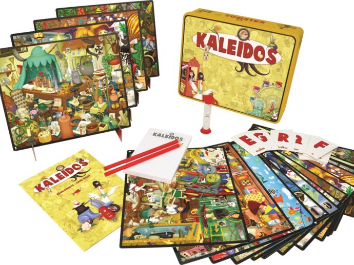 カレイドス(Kaleidos)