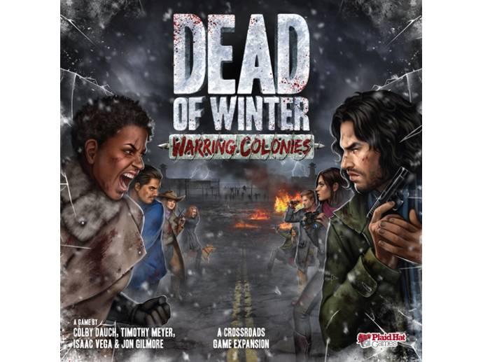 デッド・オブ・ウィンター:コロニーウォーズ(Dead of Winter: Warring Colonies)