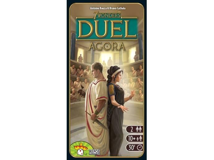 世界の七不思議デュエル:アゴラ(7 Wonders Duel: Agora)