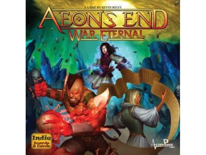 イーオンズ・エンド:ウォーエターナル(Aeon's End: War Eternal)