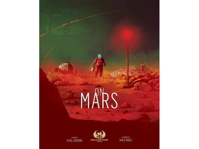 オン・マーズ(On Mars)