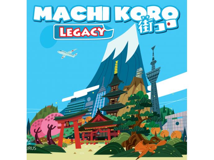 街コロ:レガシー(Machi Koro Legacy)