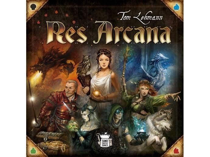 レス・アルカナ(Res Arcana)