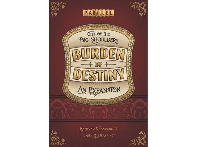 シティ・オブ・ザ・ビッグ・ショルダーズ:バーデン・オブ・ディスティニー(City of the Big Shoulders: Burden of Destiny)