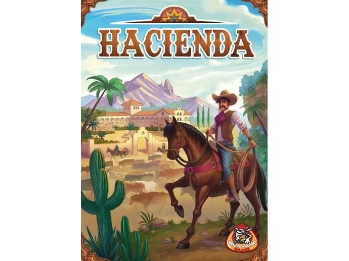 ハチエンダ(第二版)(Hacienda (second edition))