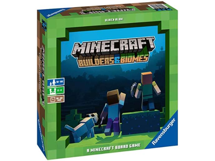 マインクラフト:ビルダーズ&バイオ―ム(Minecraft: Builders & Biomes)