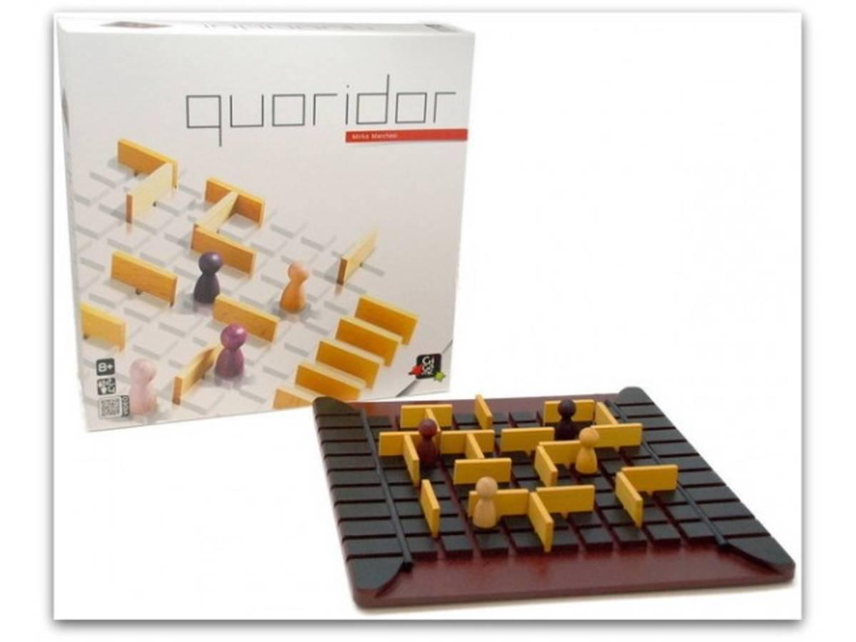 コリドール(Quoridor)の画像 #6727 ボドゲーマ運営事務局さん