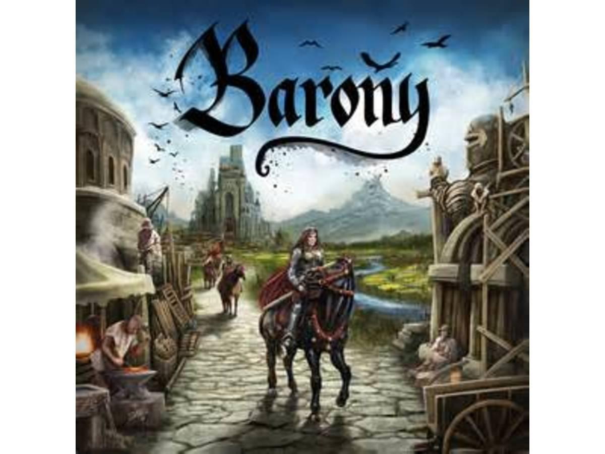 バロニィ(Barony)の画像 #10931 ボドゲーマ運営事務局さん