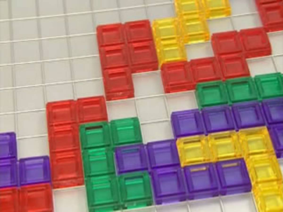 ブロックス(Blokus / The Strategy Game)の画像 #13171 ボドゲーマ運営事務局さん