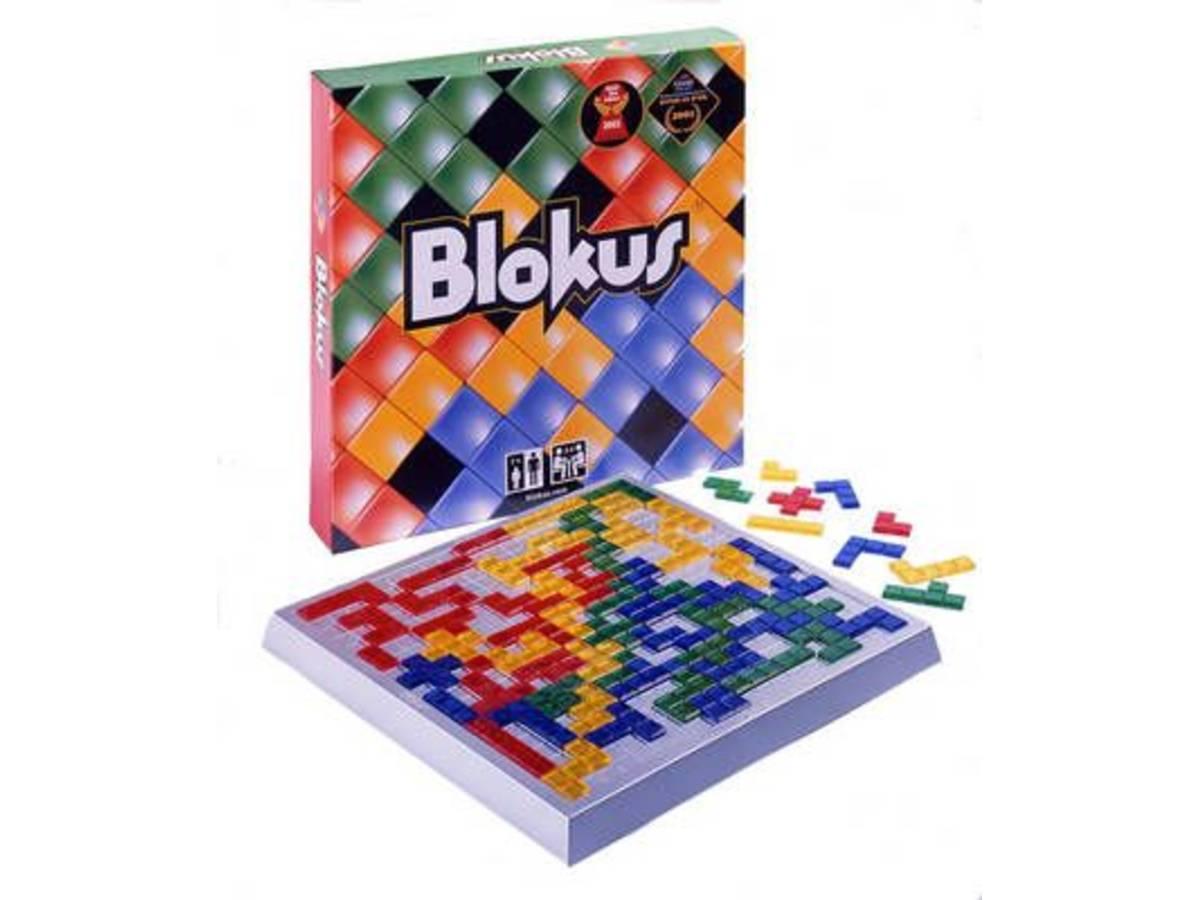ブロックス(Blokus / The Strategy Game)の画像 #1409 ボドゲーマ運営事務局さん