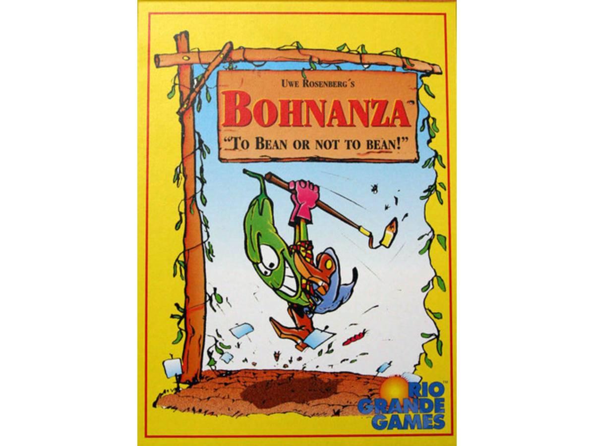 ボーナンザ(Bohnanza)の画像 #839 ボドゲーマ運営事務局さん