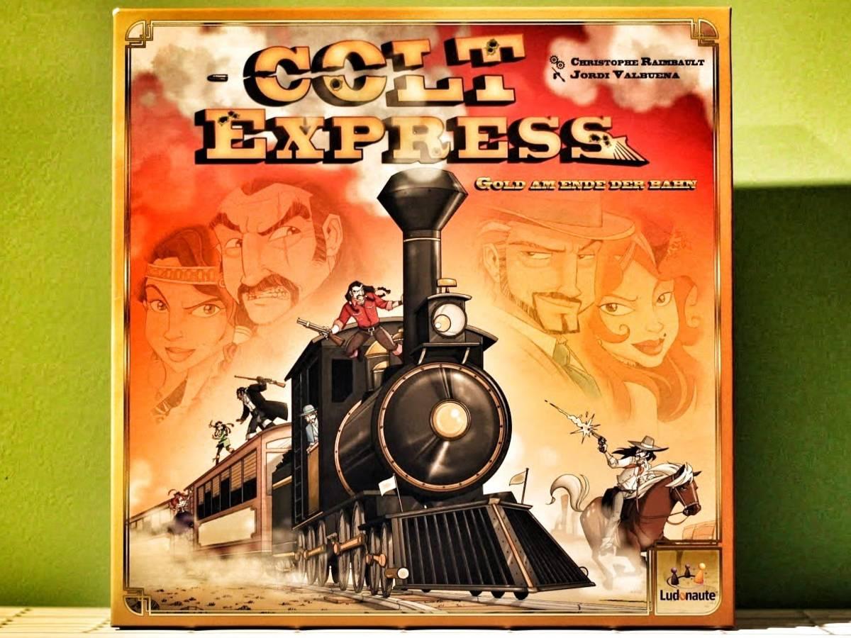 コルトエクスプレス(Colt Express)の画像 #16532 ボドゲーマ運営事務局さん