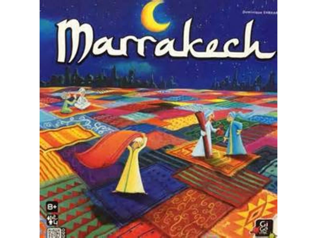 マラケシュ / ズライカ(Marrakech / Suleika)の画像 #7420 ボドゲーマ運営事務局さん