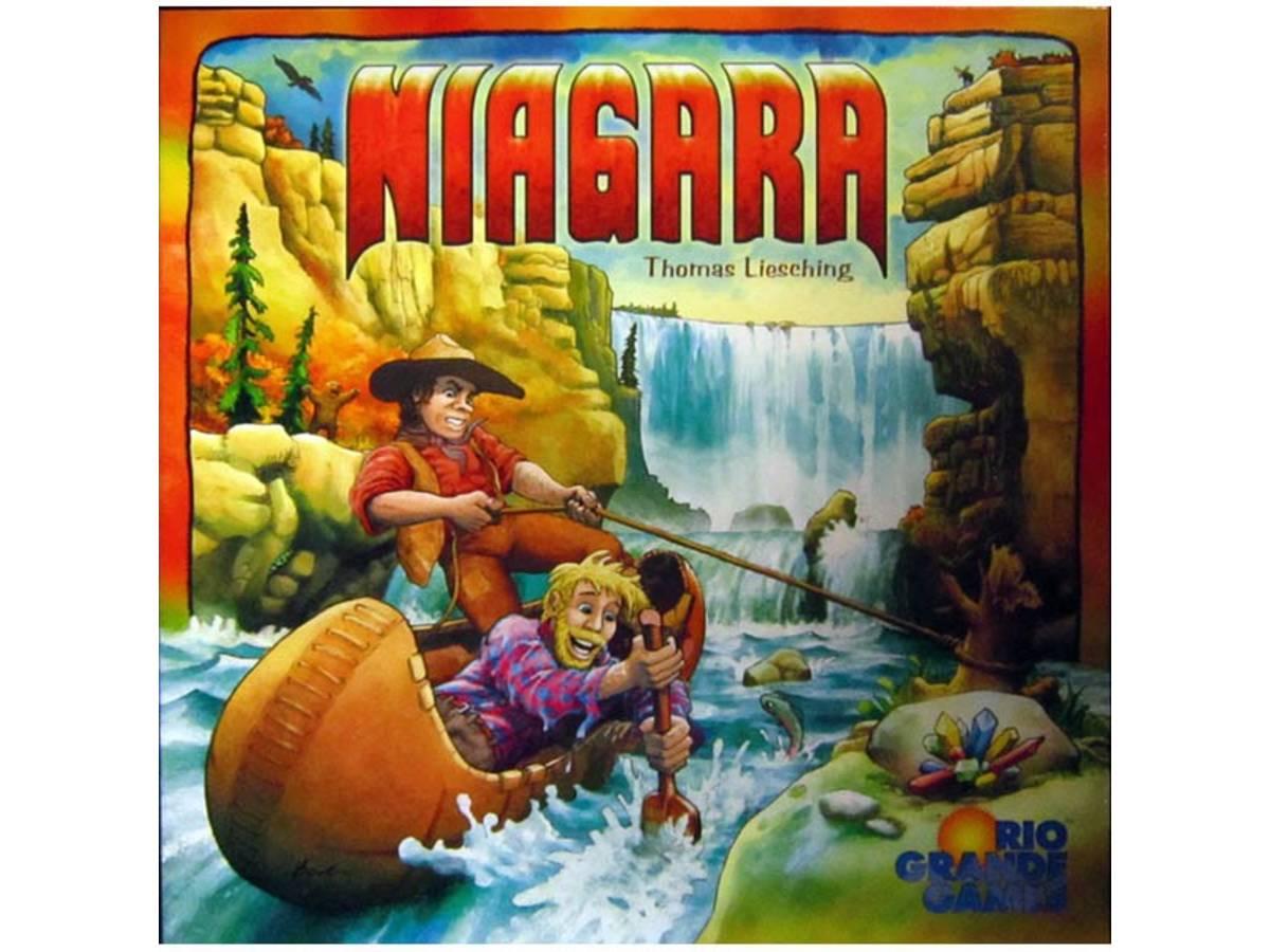ナイアガラ(Niagara)の画像 #7678 ボドゲーマ運営事務局さん