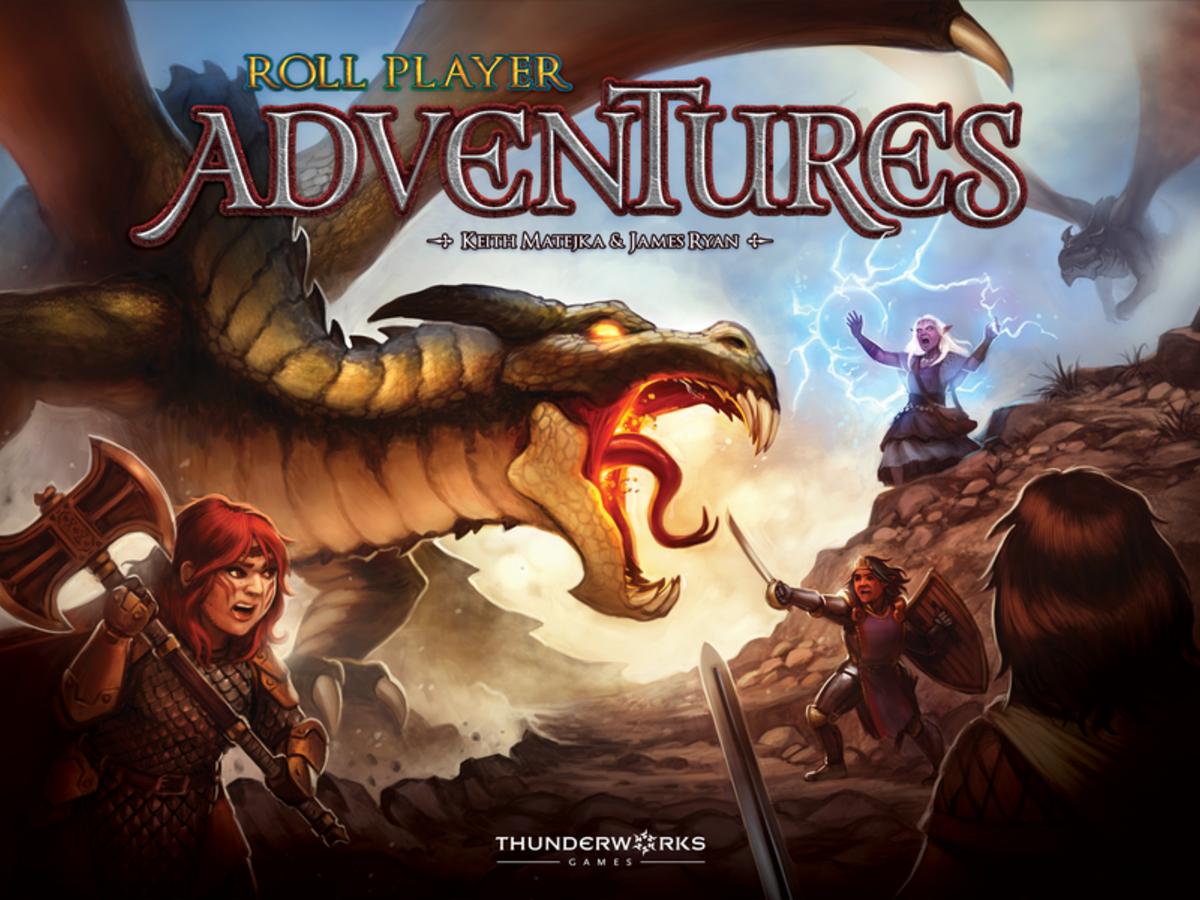 ロールプレイヤーアドベンチャーズ(Roll Player Adventures)の画像 #62722 まつながさん