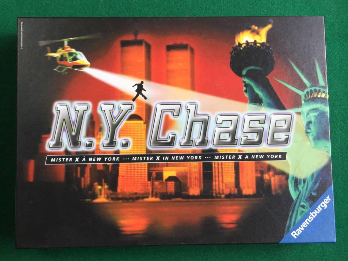 ニューヨークチェイス(N.Y. Chase)の画像 #45262 nekomaruさん