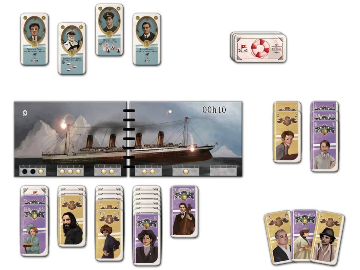 SOS タイタニック(SOS Titanic)の画像 #32920 ボドゲーマ運営事務局さん