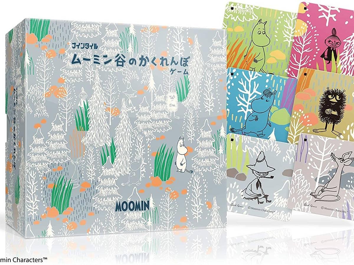 ナインタイル ムーミン谷のかくれんぼ(Nine Tile Moomin)の画像 #67538 まつながさん