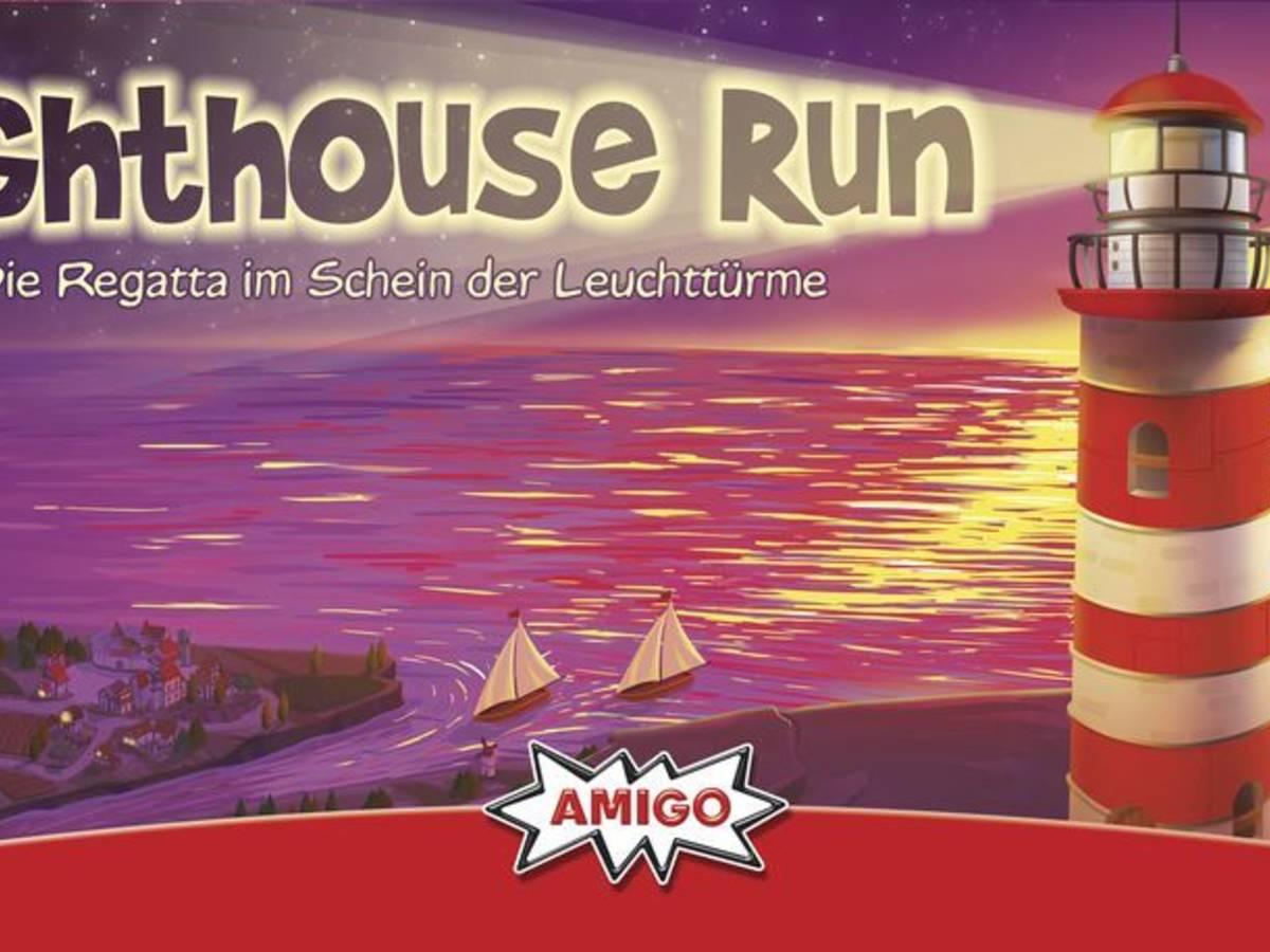 灯台の明かり(Lighthouse Run)の画像 #47907 まつながさん