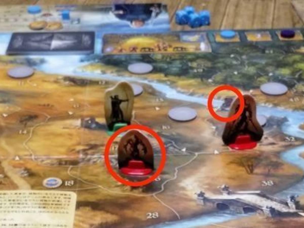 アンドールの伝説(Legends of Andor)の画像 #44500 あーるさん
