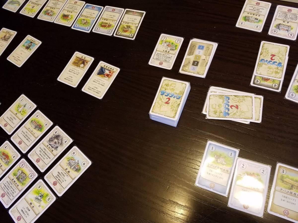 プエルトリコ:カードゲーム(Puerto Rico: Das Kartenspiel)の画像 #69346 オグランド(Oguland)さん