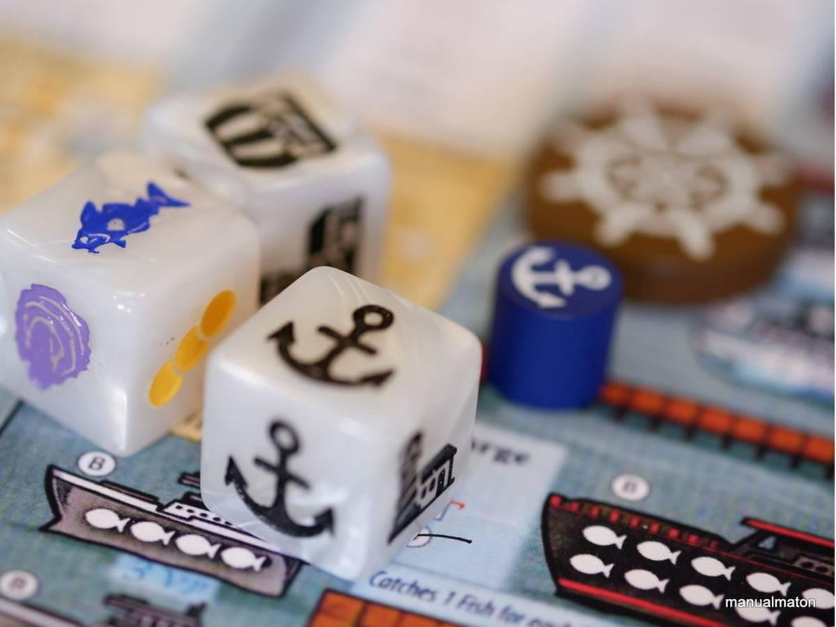 フリート:ダイスゲーム(Fleet: The Dice Game)の画像 #67947 手動人形さん