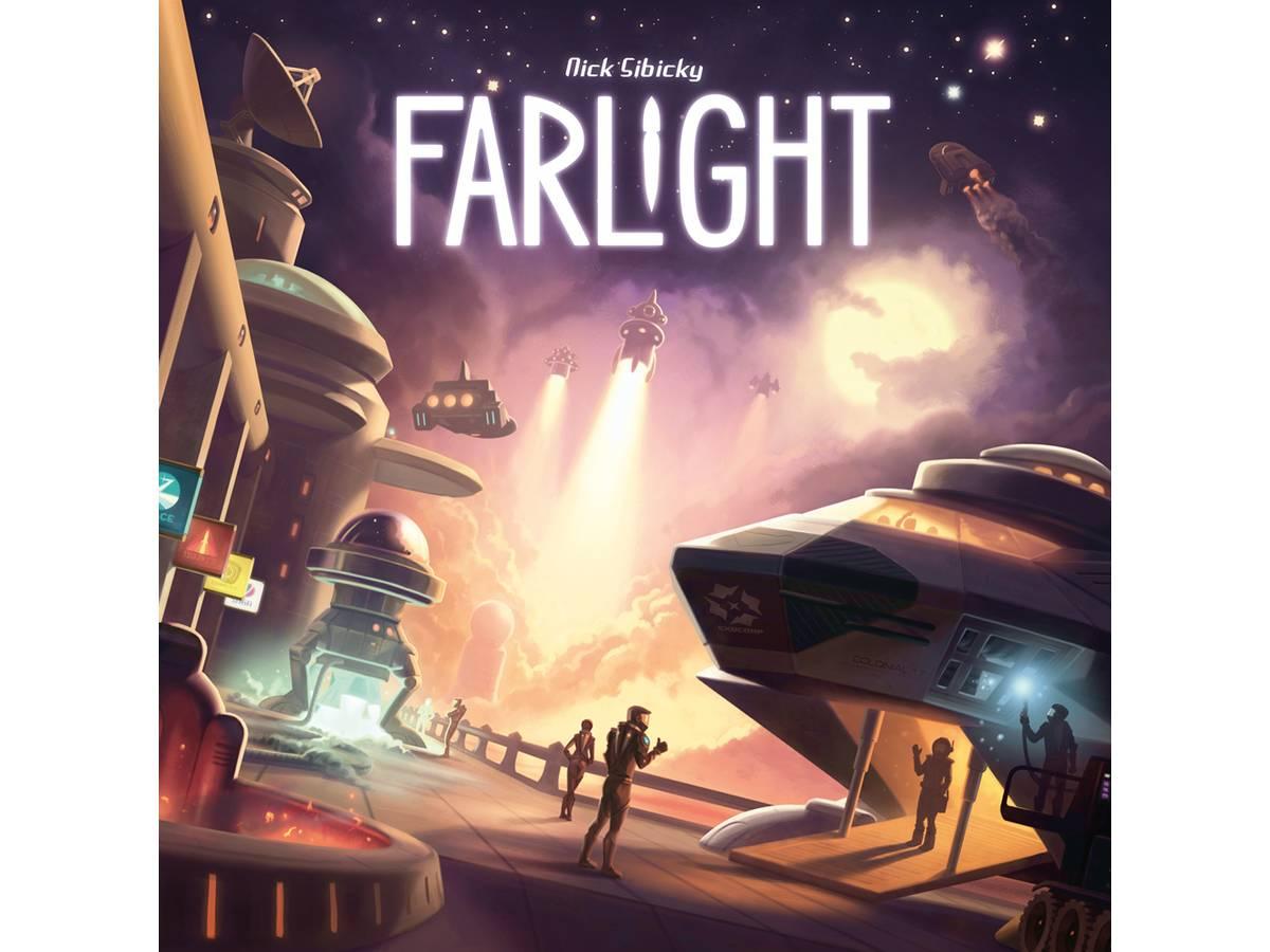 ファーライト(Farlight)の画像 #35777 ボドゲーマ運営事務局さん