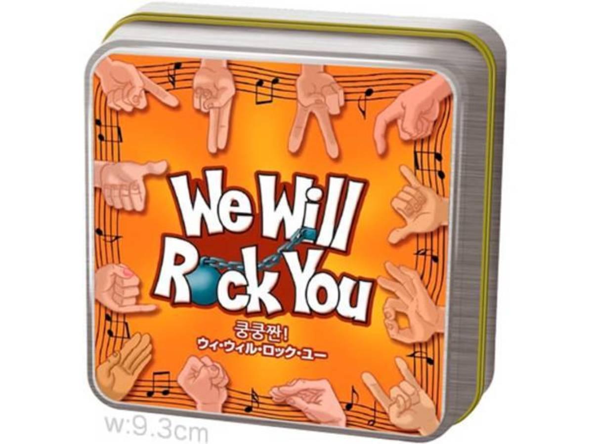 ウィ・ウィル・ロック・ユー(Rock the Beat / We Will Rock You!)の画像 #33302 ひるねこさん
