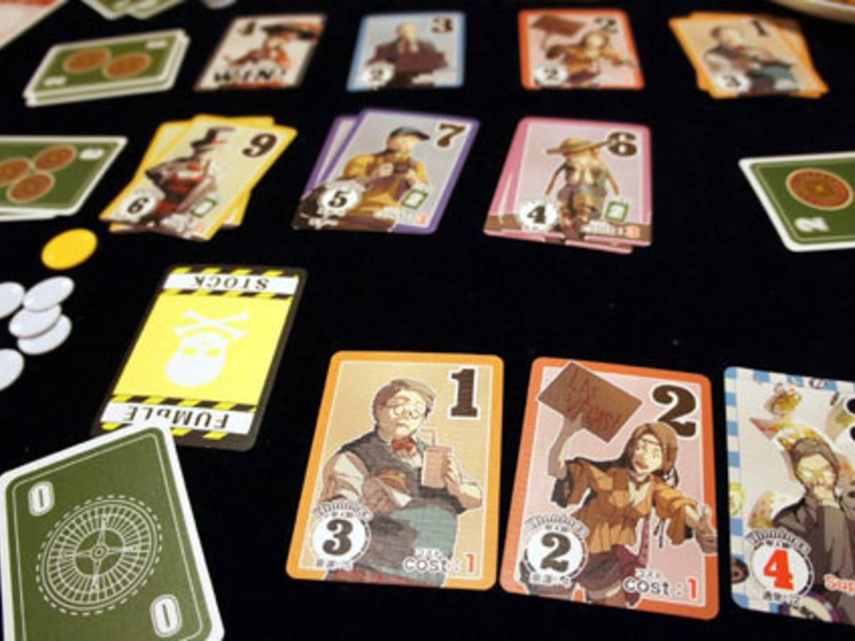 ギャンブラー×ギャンブル!(gambler x gamble!)の画像 #37206 hanikinuさん