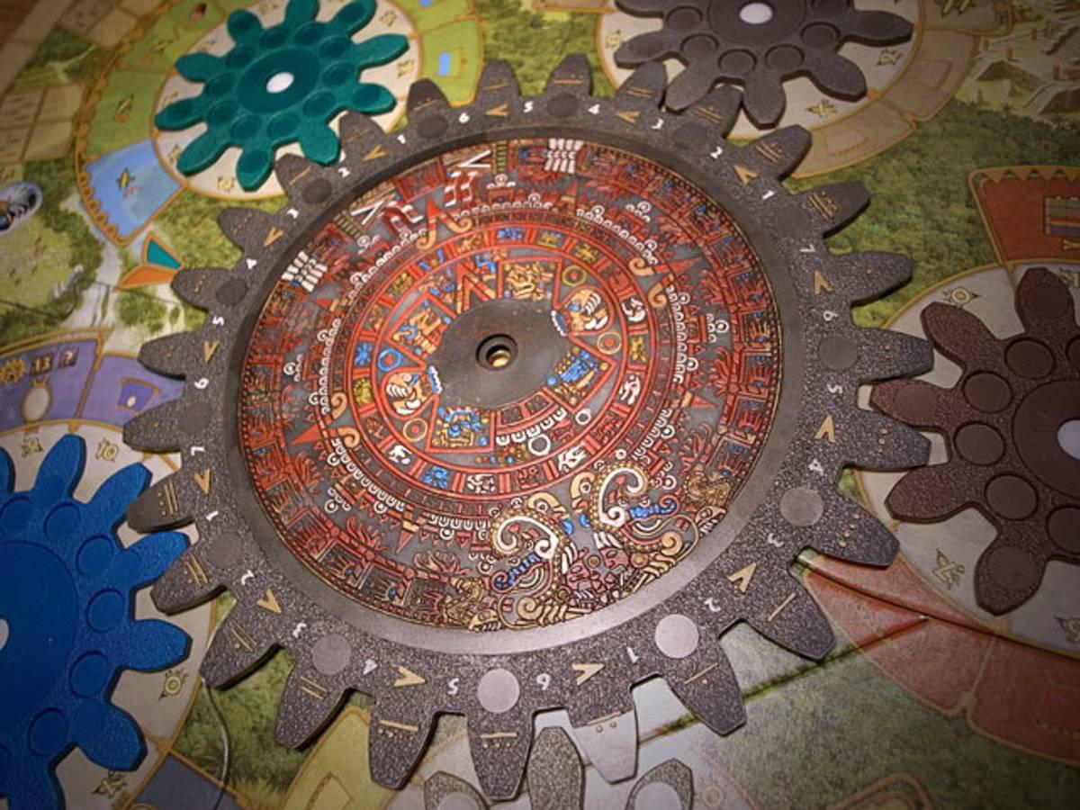 ツォルキン:マヤ神聖歴(Tzolk'in: The Mayan Calendar)の画像 #66012 のっちさん