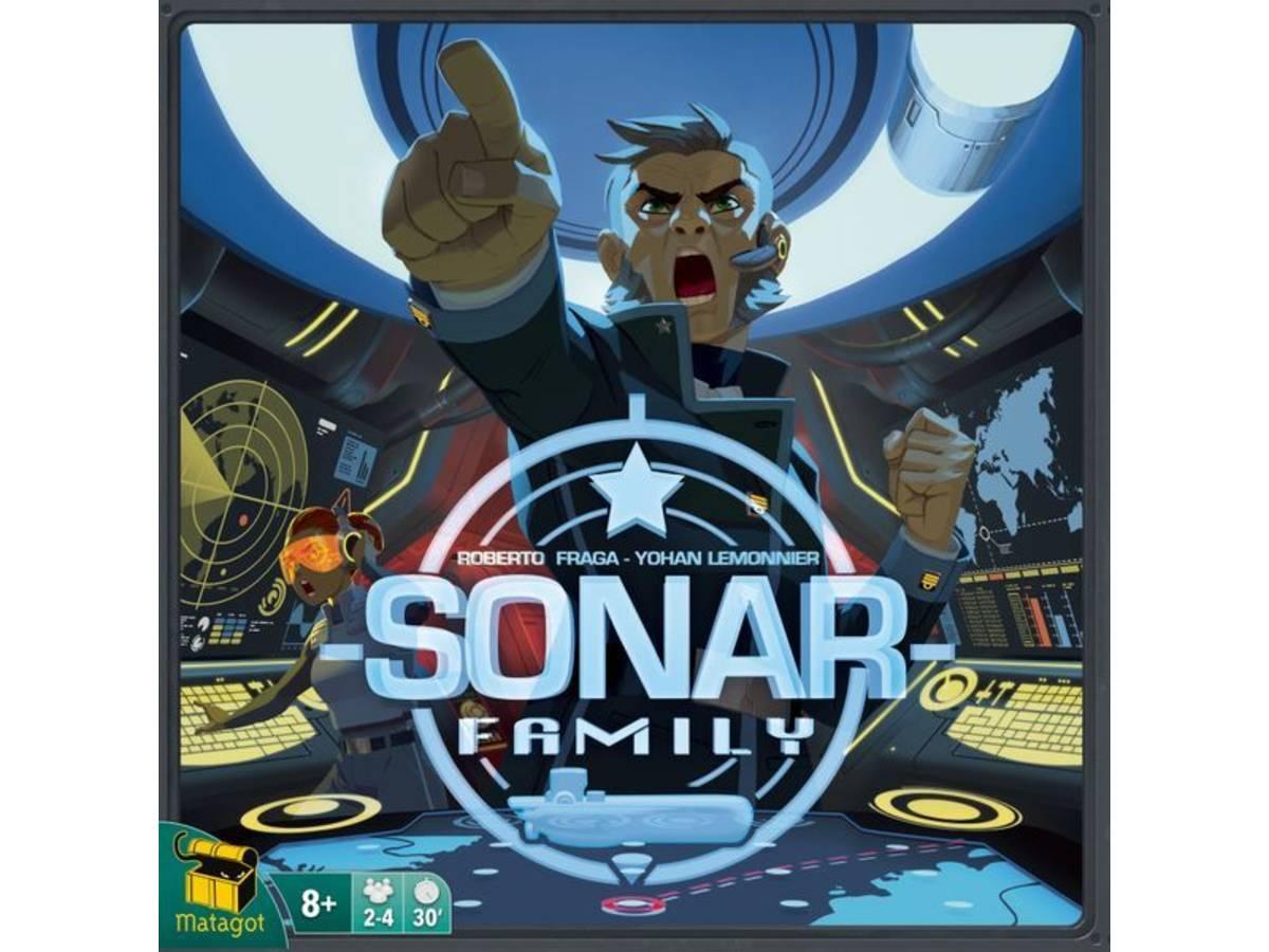 キャプテン・ソナー ~ザ・ルーキー~(Sonar Family)の画像 #70457 まつながさん
