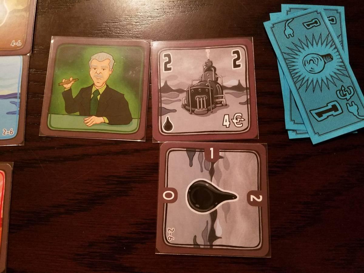 電力会社カードゲーム(Power Grid: The Card Game)の画像 #68303 オグランド(Oguland)さん