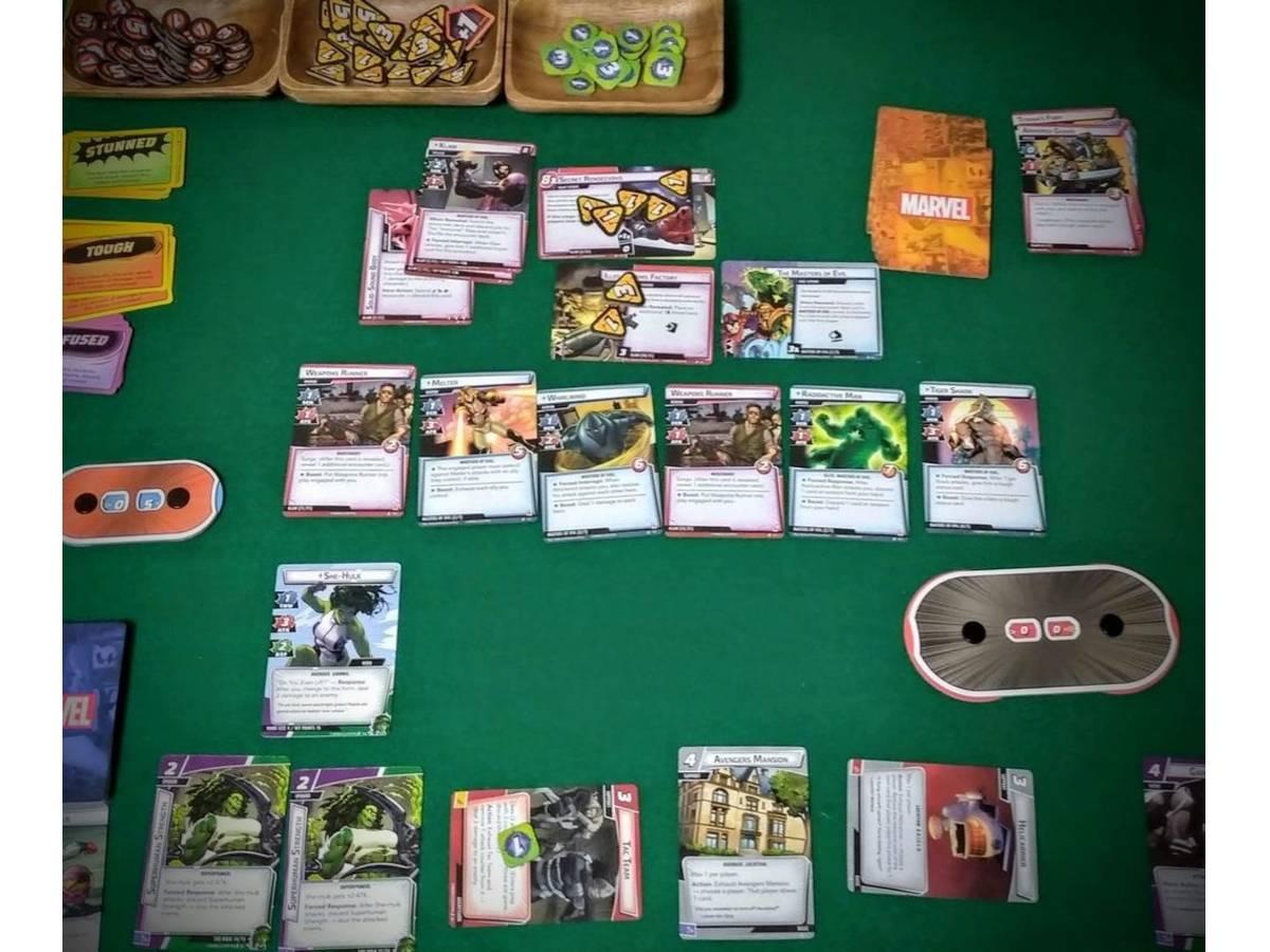 マーベルチャンピオンズ:カードゲーム(Marvel Champions: The Card Game)の画像 #58146 だいすけさん