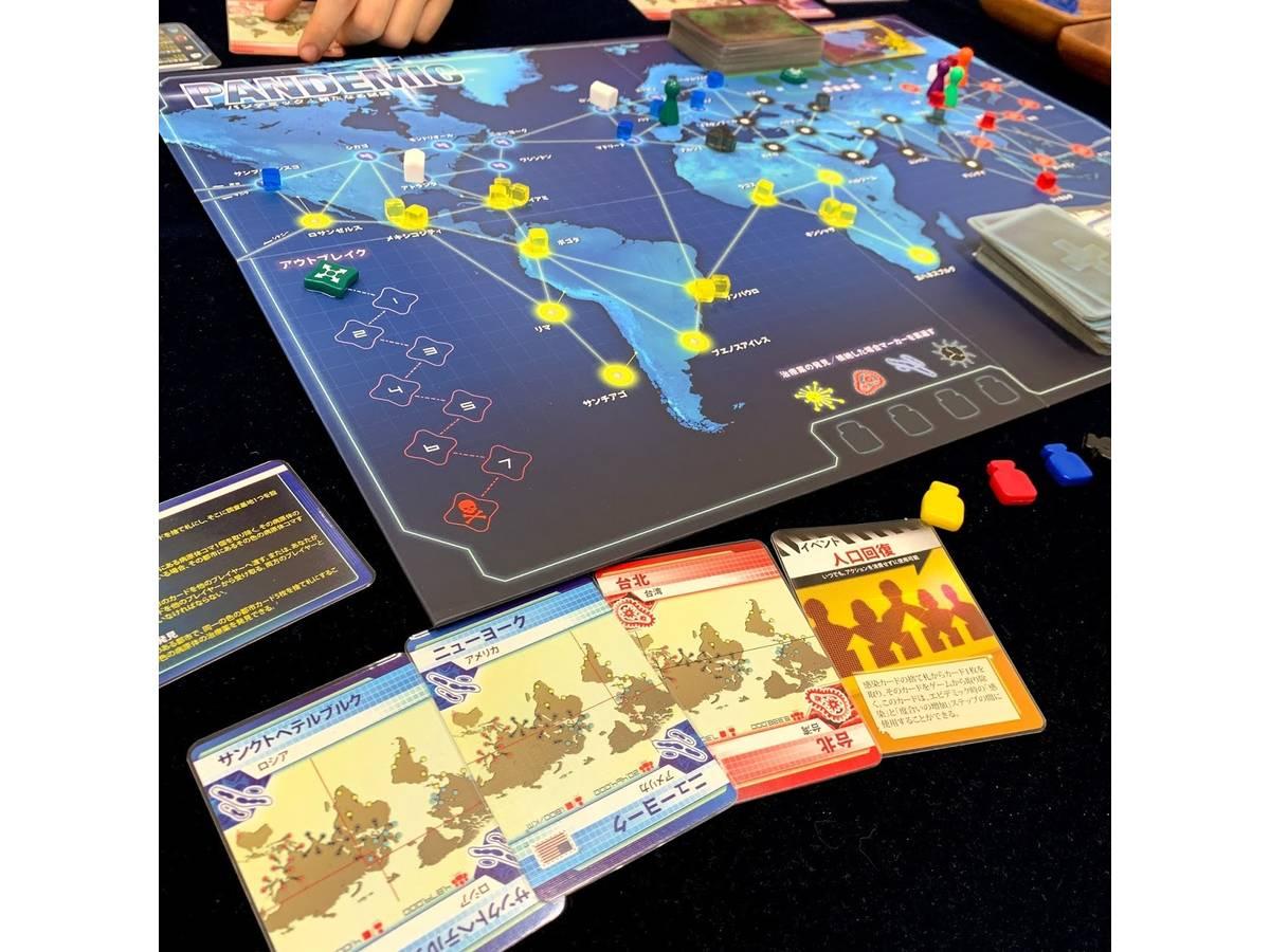 パンデミック:新たなる試練(Pandemic: A New Challenge)の画像 #70022 mkpp @UPGS:Sさん