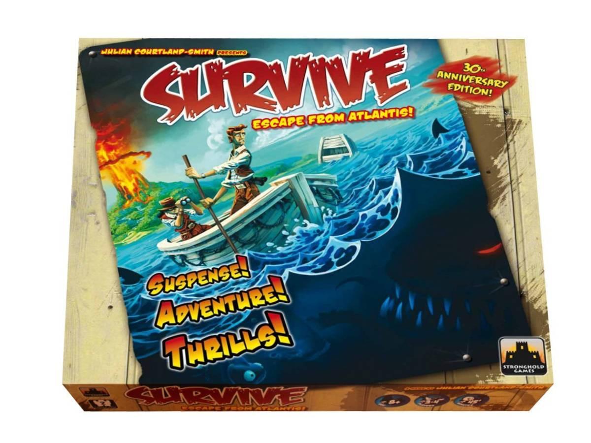 アイランド / サバイブ!(Survive: Escape from Atlantis!)の画像 #31278 ボドゲーマ運営事務局さん