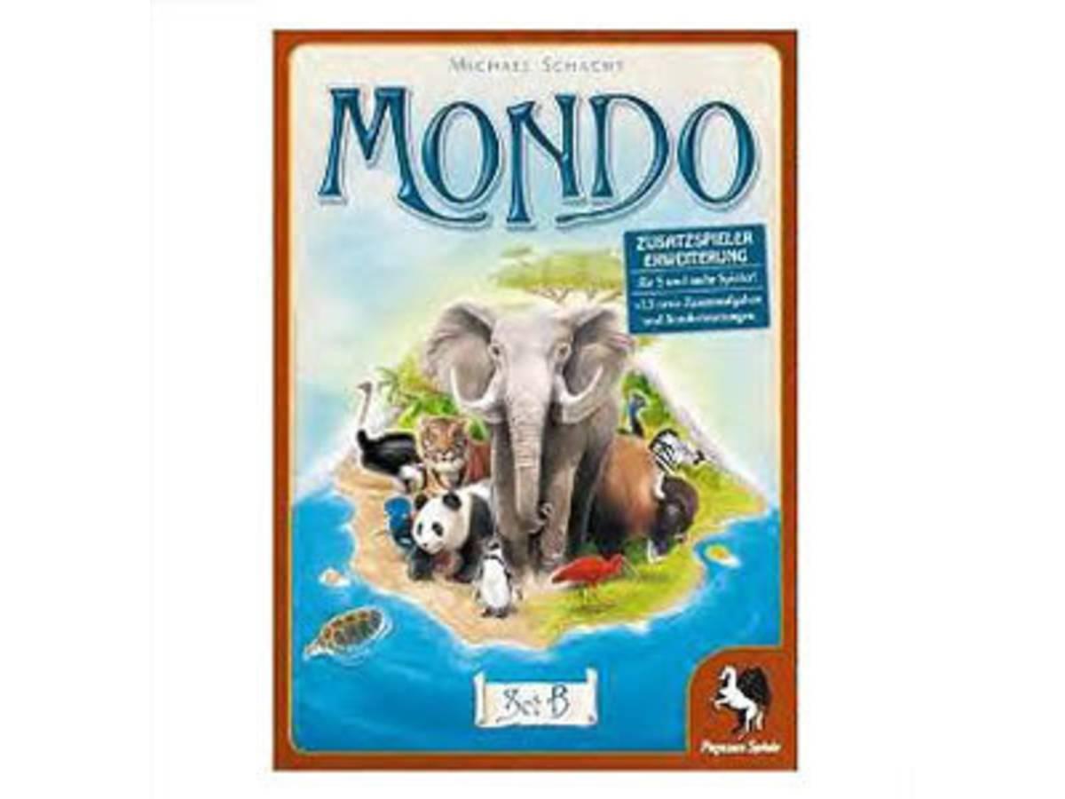 モンド:拡張セットB(Mondo: Zusatzspieler Pack B)の画像 #39134 マジックマ@magikkumaさん