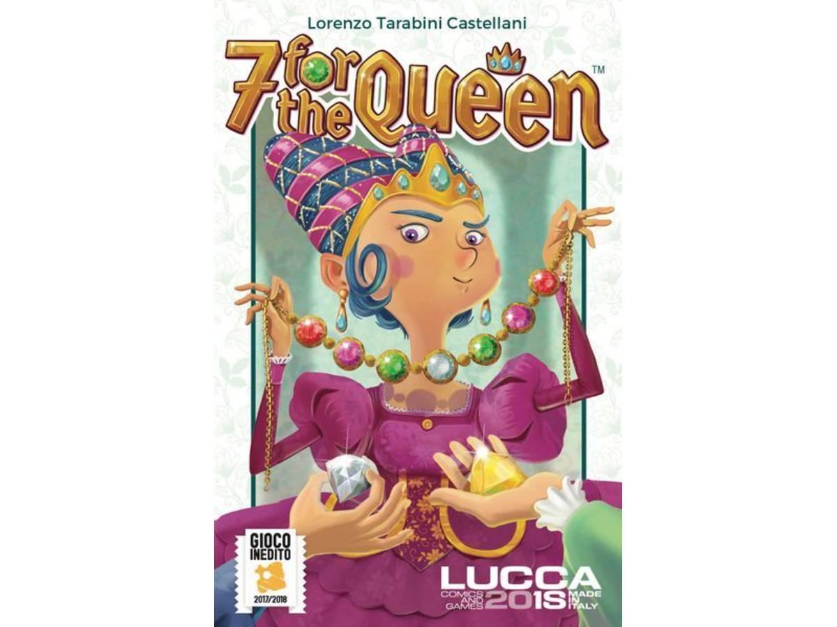 気まぐれ女王と7つの宝石(7 for the Queen)の画像 #48857 まつながさん