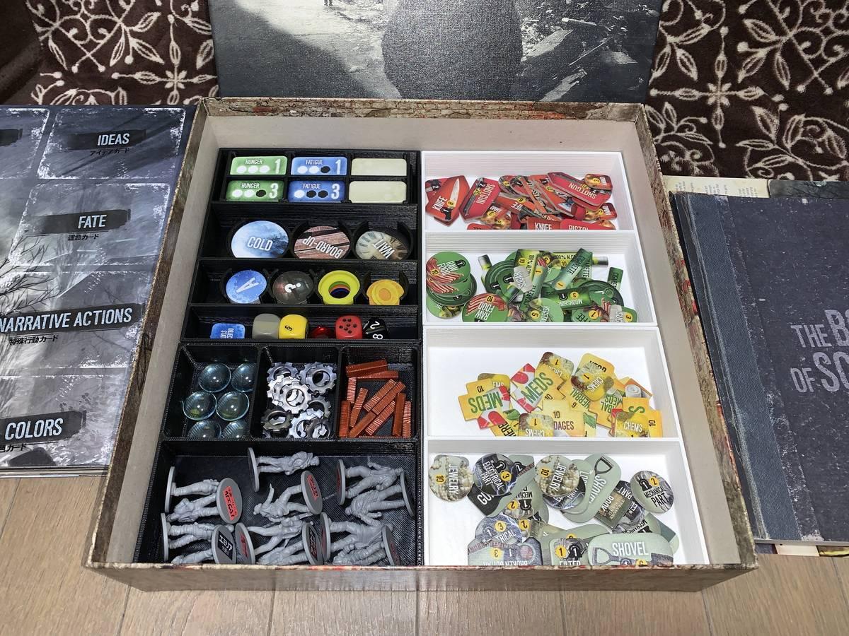 ディス・ウォー・オブ・マイン(This War of Mine: The Board Game)の画像 #71530 冬垣真斗さん